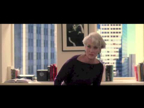 The Miranda Priestly Compilation - The Devil Wears Prada