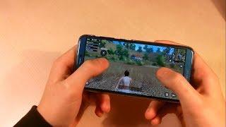 Тест игр Honor 9 Lite (GTA:SanAndreas, PUBG:Mobile, AssassinsCreed:Identity)