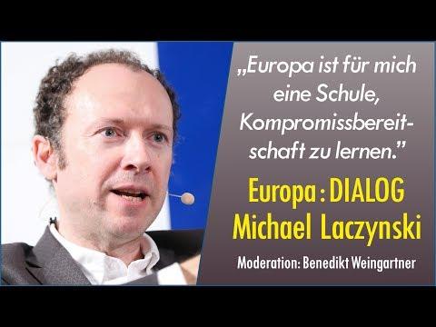 Europa : DIALOG mit Michael Laczynski