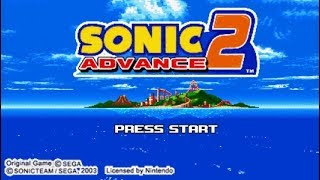 Sonic Mania Mod -Sonic Advance 2 : Mania Edition(Update)