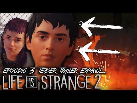Life is Strange 2 Episodio 3 Wastelands : Teaser Trailer , ¡Se lanza por separado! [Español] thumbnail