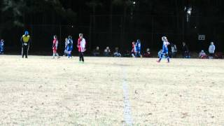 LSC '01 vs BarrowYSA - Friendly 003