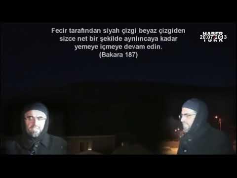 Kuran'el fecr nedir? | İsrâ 78 & Bakara 187