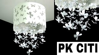 Butterfly hanging toran    DIY Home decoration ideas