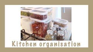 【重塑生活】跟我一起整理厨房 | 小厨房收纳干货分享 | 瓶瓶罐罐用起来!