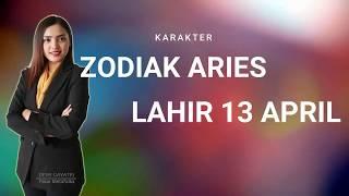 Rahasia dan Karakter Orang yang Berzodiak Aries Lahir Tanggal 13 April