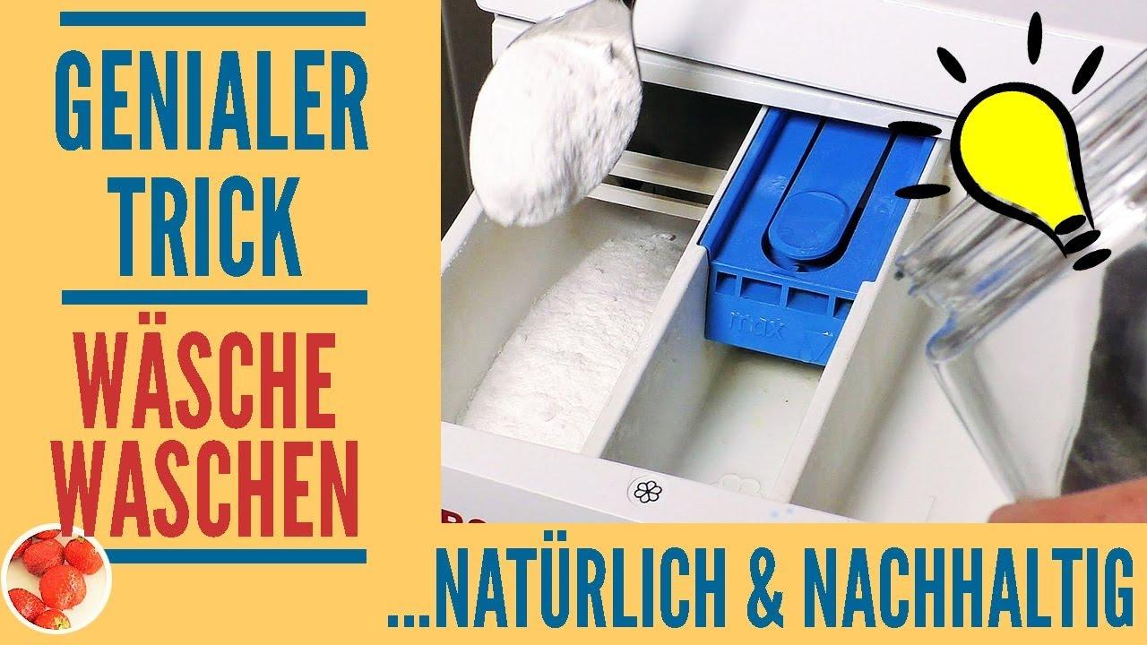 Waschpulver selber machen