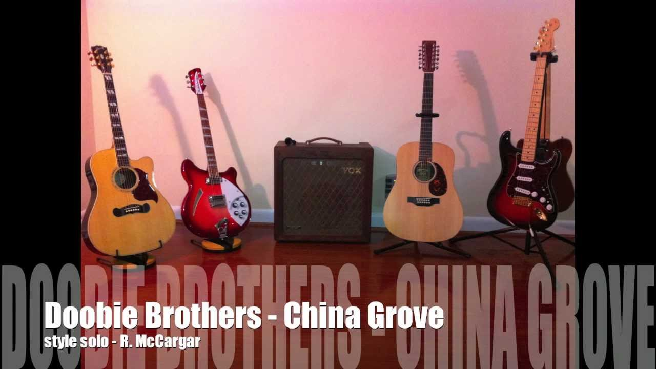 Doobie brothers china grove style solo with tablature youtube doobie brothers china grove style solo with tablature hexwebz Gallery