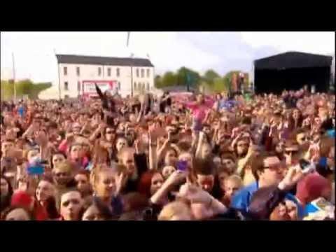 The Script Intro 'Good Ol' Days' Radio1 Big Weekend Derry 2013