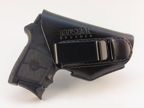 Bodyguard 380 Holster - Kusiak Leather