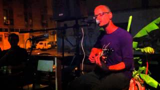 Jamie Gordon- Duck Egg Blue (live) @ a-la-rampa restaurant