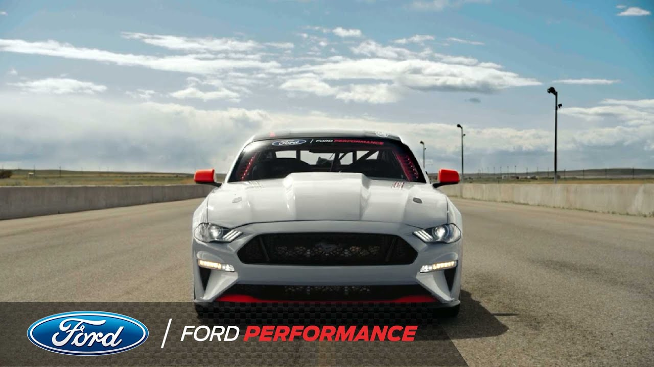 Behind the Build: Mustang Cobra Jet 1400 | Ford Performance