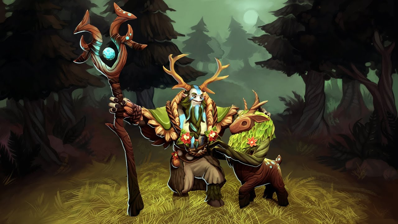 The Father Of The Forest Natures Prophet Set Gameplay