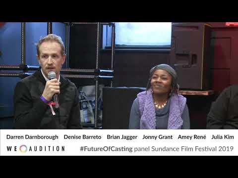The Future Of Casting Panel during Sundance Film Festival 2019