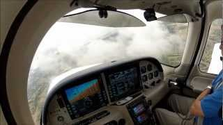 IFR Flight in IMC | Cirrus SR20 | Instrument Training