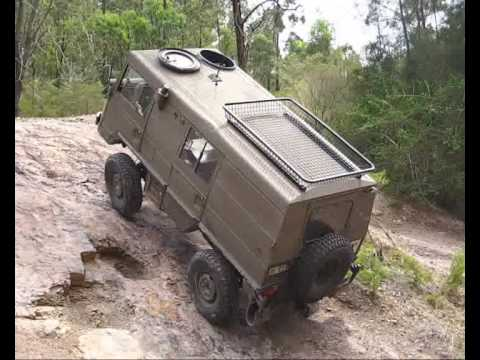 AULRO Stockton Beach and Wallaroo - Pinzgauer
