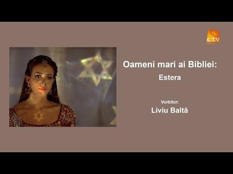 Liviu Baltă - Estera - Școala de Lideri Creștini