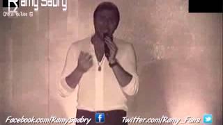 Ramy Sabry - Ghamadt.Einy - CIC Concert