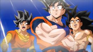 Dragon Ball Z Ultimate Tenkaichi Opening 2012 Remix 1080p HD