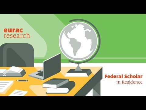 Eurac Research Federal Scholar in Residence