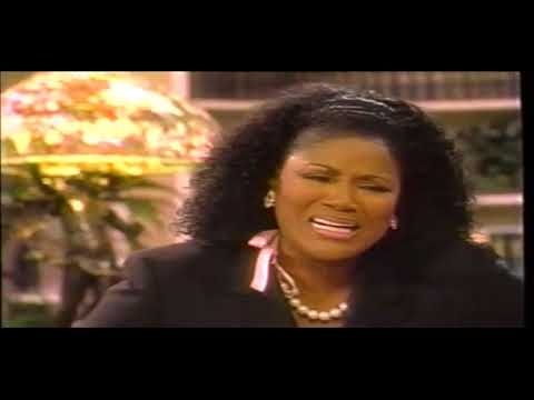 Dr. Juanita Bynum Meets Dr. Cindy Trimm For The First Time