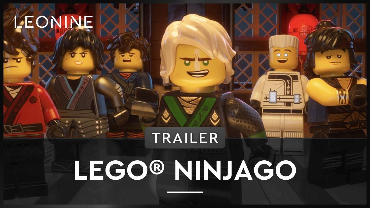 lego ninjago filme deutsch
