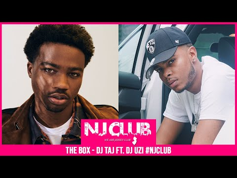 DJ Taj x The Box Jersey Mix ft. DJ Uzi #NJCLUB
