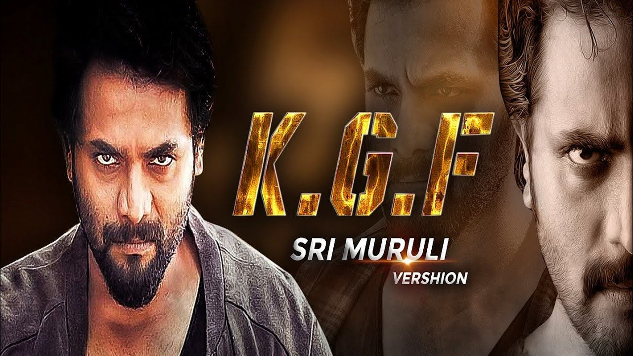 Kgf Movie Salaam Rocky Bhai Song Roaring Star Sri Murali Version