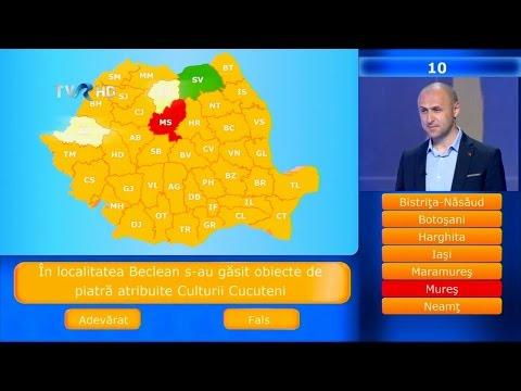 Câştigă România! - episodul 2 (@TVR)