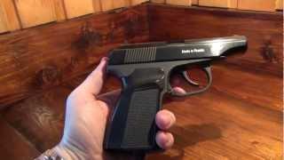 MP-654K пневматический пистолет