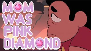 Steven Negatively Reacts to Pink Diamond