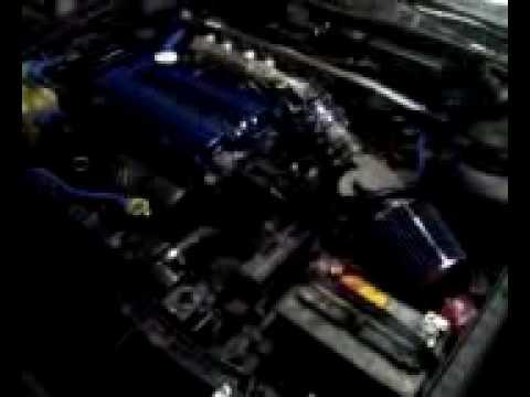 Mazda F8 DOHC