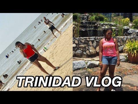 TRAVEL VLOG || TRINIDAD 🇹🇹 || love_carli4