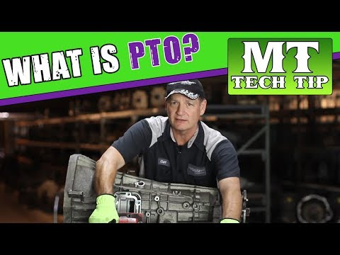 What Is PTO on an Automatic Transmission?