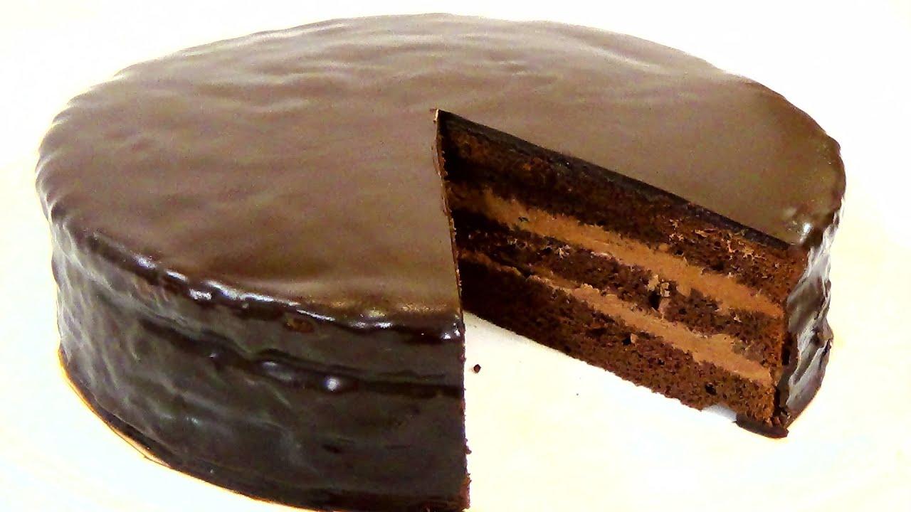 торт прага рецепт приготовлентя