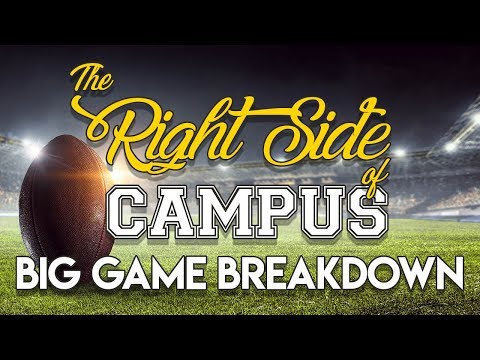 Thanksgiving NFL Pregame Special   NFL Betting Preview + More   Right Side of Campus