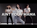 Ain't Your Mama - Jennifer Lopez / Beginners Class