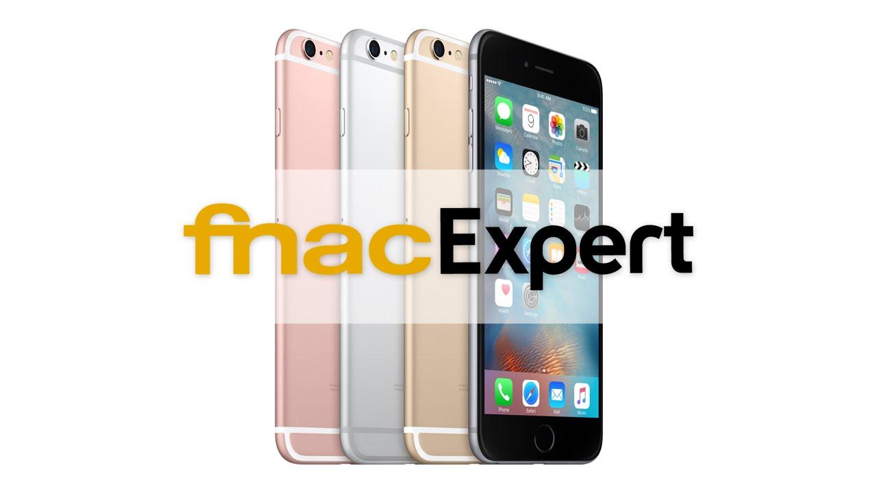 fnac iphone 6 se