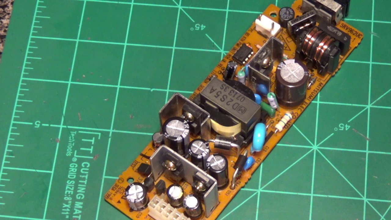 Dreamcast Power Supply and Laser Repair