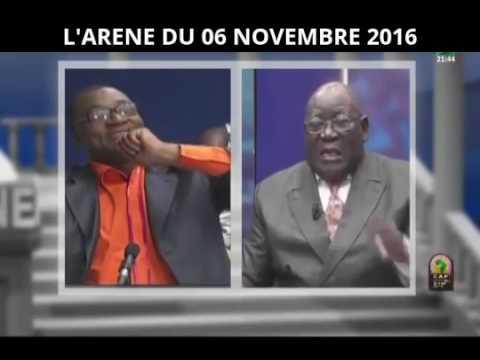 DUEL Hilaire KAMGA vs Emile ONAMBELE ZIBI (L' ARENE)