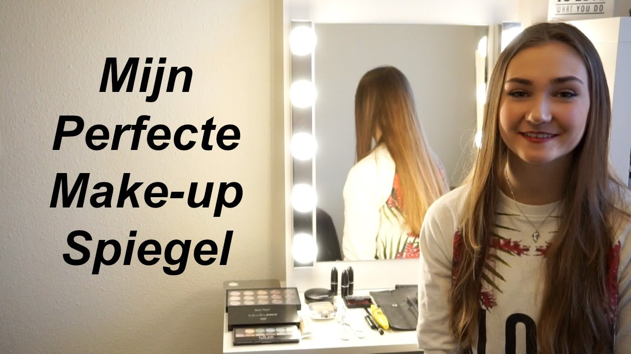 mijn perfecte make up spiegel youtube. Black Bedroom Furniture Sets. Home Design Ideas