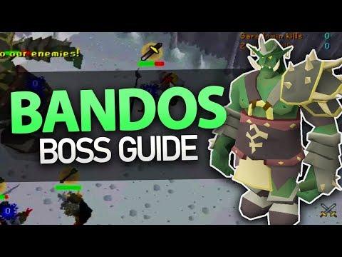 OSRS Boss - General Graardor Guides - OSRS Best in Slot