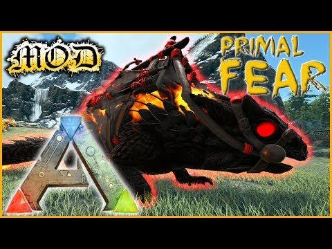 ARK PRIMAL FEAR - #55 ► THORNY DRAGON DEMONIC, DIT LE NETTOYEUR [FR MOD]