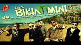 JQ Ft Baby Rasta & Gringo, Voltio & Bobby - Bikini Mini [Version Official]