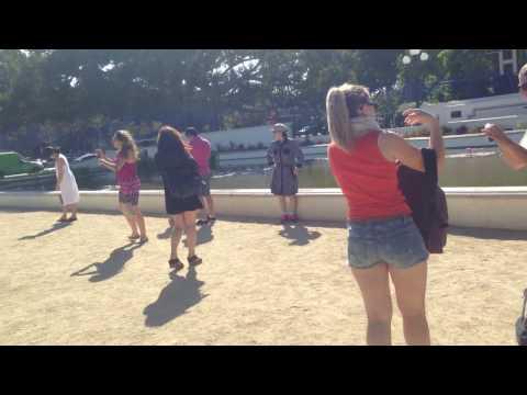 Beverly Gardens Park - Beverly Hills California