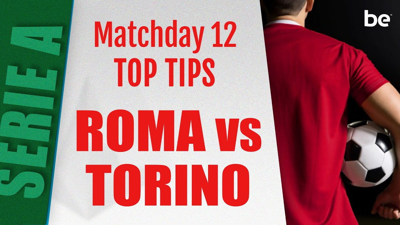Torino vs roma betting expert spread betting platforms review online