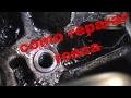 como hacer entrerosca , inyector -peugeot 307 hdi parte 4 .reparar rosca