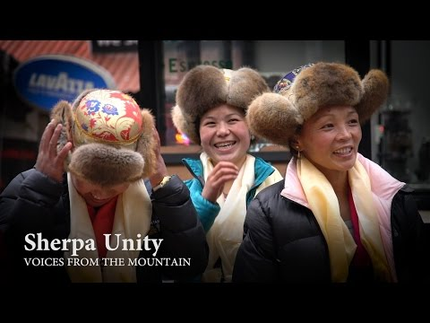 Sherpa Unity - Voices from the Mountain