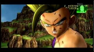 COTV - Dragon Ball Z Kinect Cell Fight Gameplay