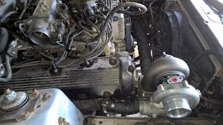 Project Mustang - Turbo exhaust manifold is complete